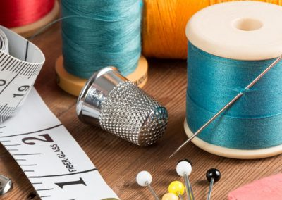 22 Different Types of Sewing Tools